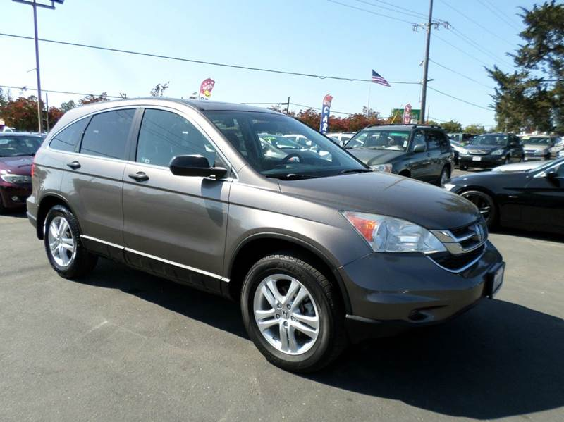 2010 HONDA CR-V EX 4DR SUV charcoal 2128 mpg clean family suv 2-stage unlocking doors