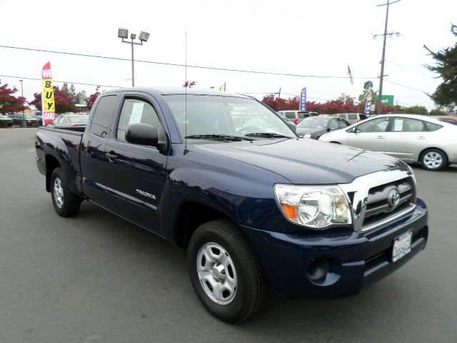 2006 TOYOTA TACOMA 4DR ACCESS CAB SB 27L I4 4A blue vehicle is a 1 owner   abs - 4-wheel ante