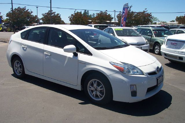 2010 TOYOTA PRIUS II 4DR HATCHBACK white new tires abs - 4-wheel active head restraints - front a