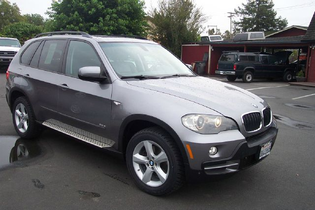 2007 BMW X5 30SI AWD 4DR SUV grey 35 service records from dealer 2-stage unlocking - remote abs