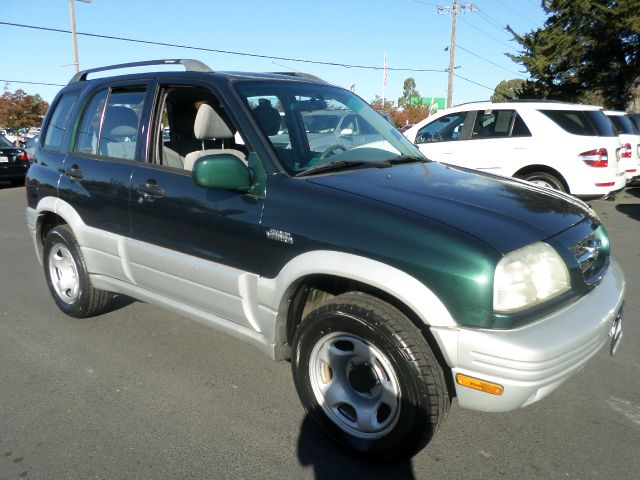 2000 SUZUKI GRAND VITARA JLX 4DR 4WD SUV green 4-speed automatic transmission axle ratio - 430