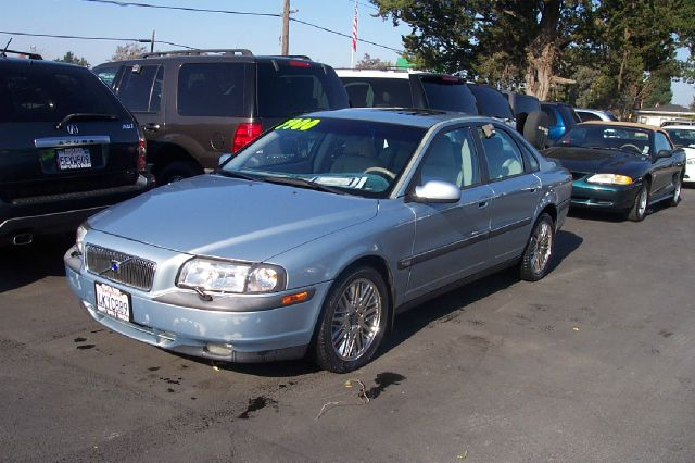 2000 VOLVO S80 T6 blue low miles abs - 4-wheel alloy wheels compact disc changer cruise control