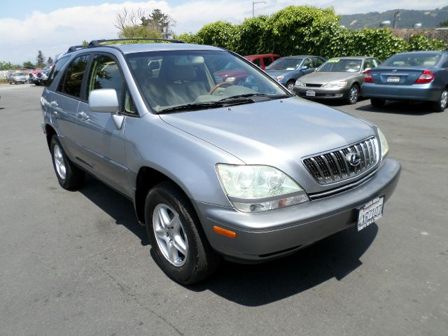 2002 LEXUS RX 300 BASE AWD 4DR SUV 1 owner   low miles abs - 4-wheel anti-theft system - alarm