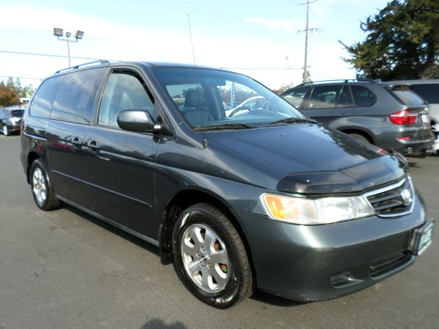 2003 HONDA ODYSSEY EX-L 4DR MINIVAN WLEATHER 356 drk gray 1 owner vehicle vehicle always se