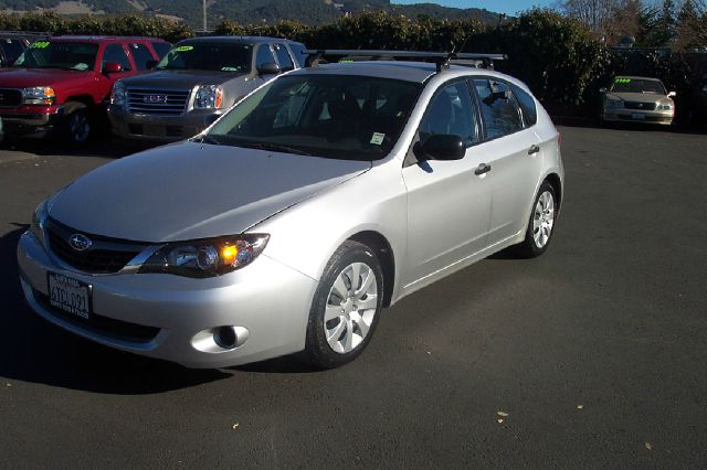 2008 SUBARU IMPREZA 25I 5-DOOR silver 4wdawdabs brakesair conditioningamfm radioanti-brake