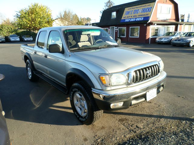2004 TOYOTA TACOMA PRERUNNER V6 4DR DOUBLE CAB RWD