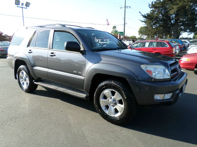 2003 TOYOTA 4RUNNER SR5 4WD 4DR SUV dark gray abs - 4-wheel axle ratio - 391 cassette center c