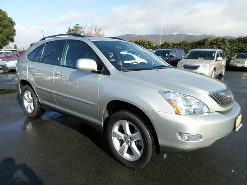 2005 LEXUS RX 330 BASE AWD 4DR SUV silver really clean family suv 18 inch wheels abs - 4-wh