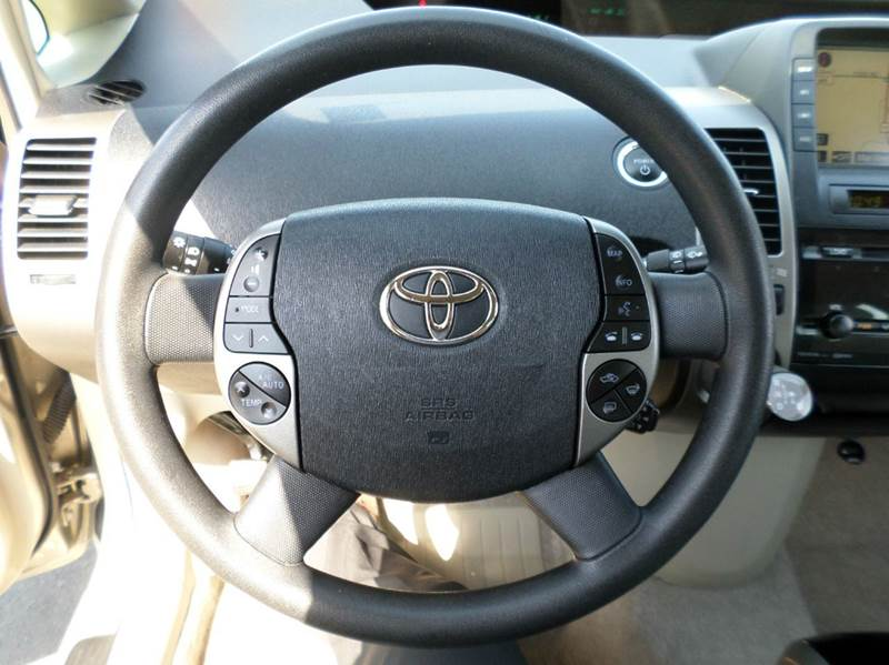 2008 TOYOTA PRIUS TOURING 4DR HATCHBACK