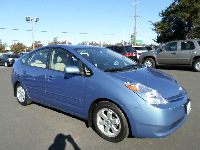 2005 TOYOTA PRIUS BASE 4DR HATCHBACK light blue abs - 4-wheel center console - front console with