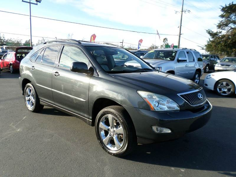 2004 LEXUS RX 330 AWD 4DR SUV drk gray navigation awd 18 inch wheels abs - 4-wheel ant