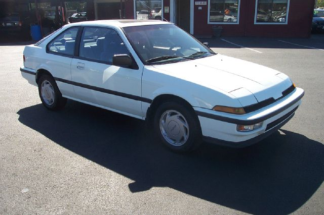 1989 ACURA INTEGRA LS COUPE white low miles anti-brake system non-absbody style hatchback 2-dr