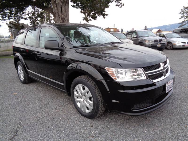 2015 DODGE JOURNEY SE 4DR SUV black new tires 2-stage unlocking doors abs - 4-wheel air