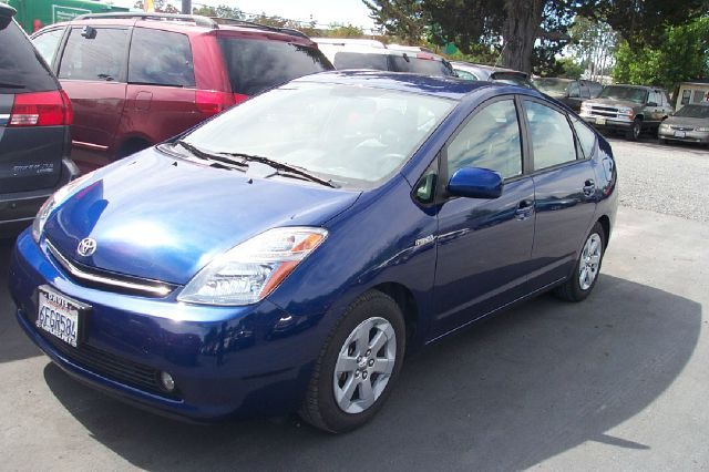 2008 TOYOTA PRIUS TOURING HATCHBACK blue 2-stage unlocking - remote 50 state emissions 6-disc in