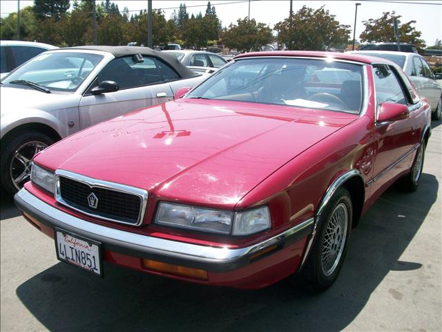 1989 MASERATI TC CHRYSLER