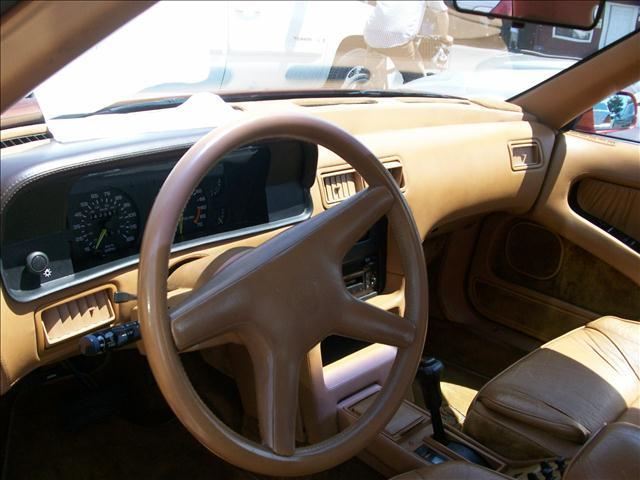 1989 CHRYSLER TC CHRYSLER