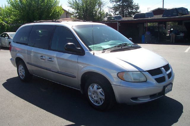 2001 DODGE GRAND CARAVAN SPORT silver low miles abs - 4-wheel cassette cruise control exterior