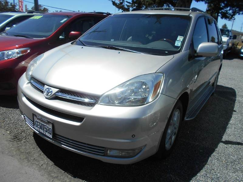 2005 TOYOTA SIENNA XLE LIMITED 7 PASSENGER AWD 4DR silver xle limited  abs - 4-wheel ant