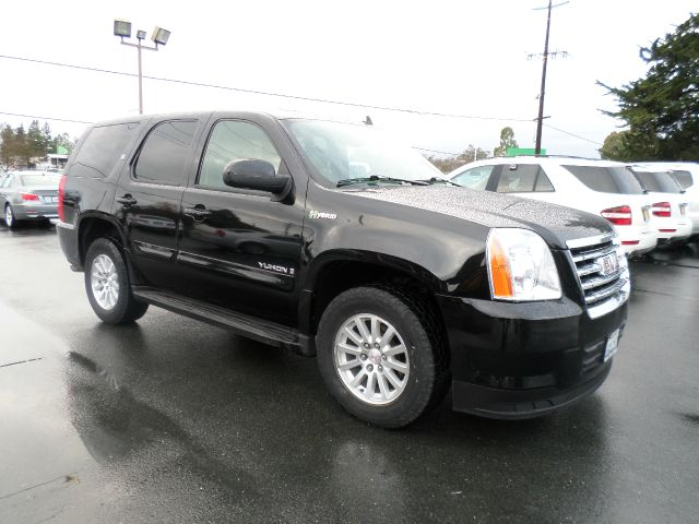2009 GMC YUKON HYBRID 4X4 4DR SUV black 1 owner carfax new tires 2-stage unlocking - remote