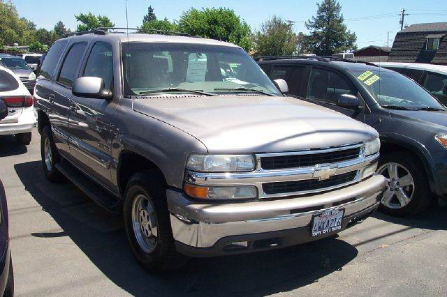 2002 CHEVROLET TAHOE LT 4WD 4DR SUV 16 inch wheels abs - 4-wheel alloy wheels anti-theft alarm s
