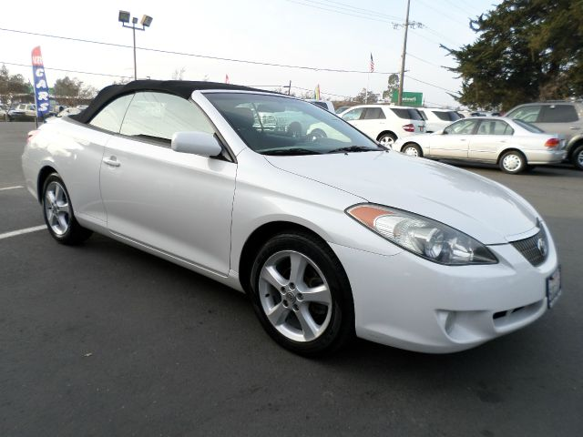 2006 TOYOTA CAMRY SOLARA SE V6 2DR CONVERTIBLE white abs - 4-wheel air filtration airbag deactiv