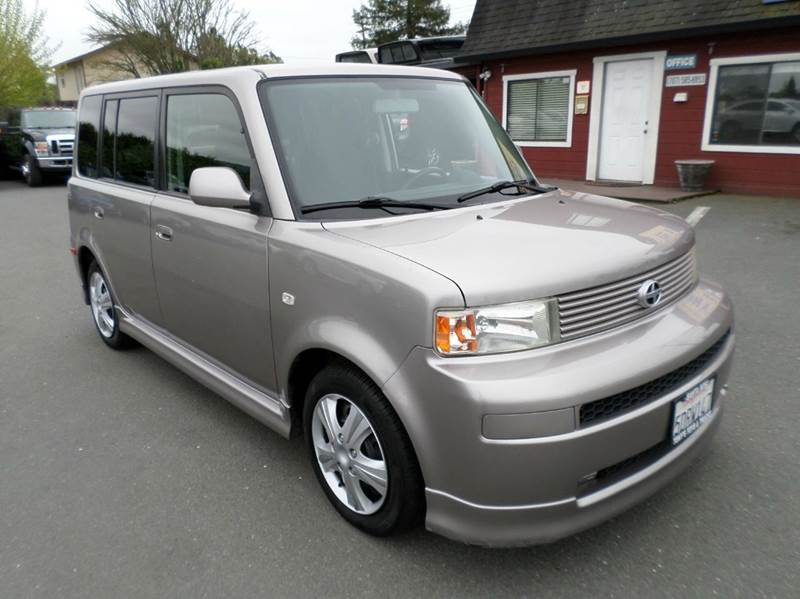 2004 SCION XB BASE 4DR WAGON gray one owner vehicle abs - 4-wheel clock front air conditioning