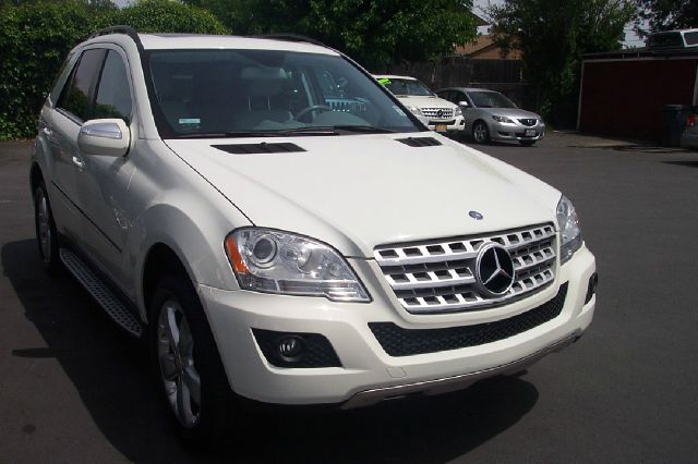 2010 MERCEDES-BENZ M-CLASS ML350 4MATIC AWD 4DR SUV white clearance special 2-stag