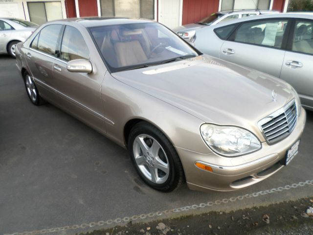 2005 MERCEDES-BENZ S-CLASS S430 4DR SEDAN abs - 4-wheel anti-theft system - alarm beverage cooler