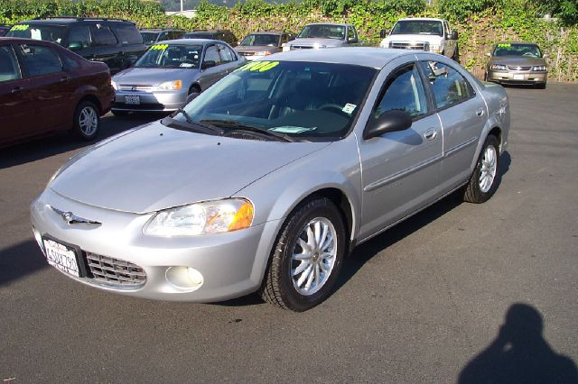2001 CHRYSLER SEBRING LXI 4DR SEDAN unspecified 4-wheel abs alloy wheels center console cruise