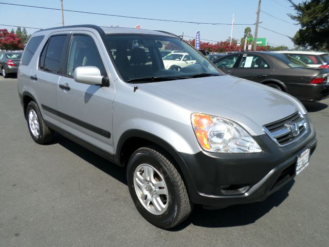 2003 HONDA CR-V EX AWD 4DR SUV silver clean carfax 1 owner vehivle been dealer service only