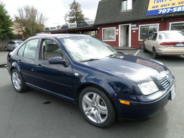 2002 VOLKSWAGEN JETTA GLS 18T 4DR SEDAN blue 4-speed automatic transmission abs - 4-wheel alloy