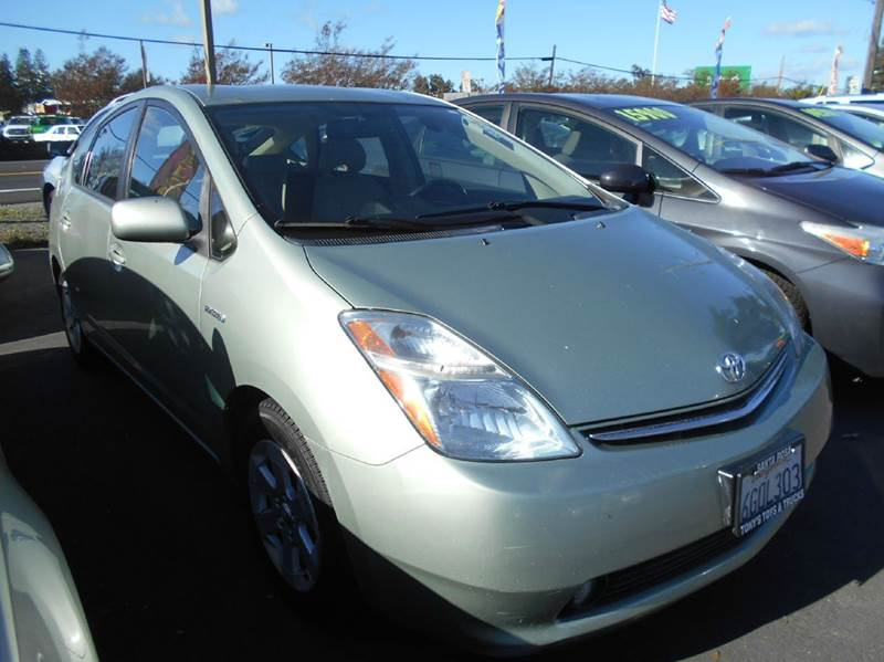 2008 TOYOTA PRIUS LT 4DR HATCHBACK grey one ownernew tires 2-stage unlocking doors ab