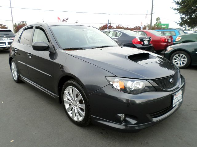2008 SUBARU IMPREZA WRX AWD WAGON gray abs - 4-wheel air filtration aluminum accents anti-theft