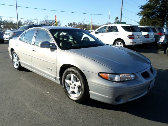 1998 PONTIAC GRAND PRIX GTP 4DR SUPERCHARGED SEDAN silver 1 owner vehicle clean carfax abs
