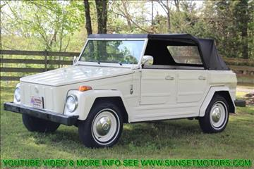 1974 Volkswagen Thing for sale in Milan, TN