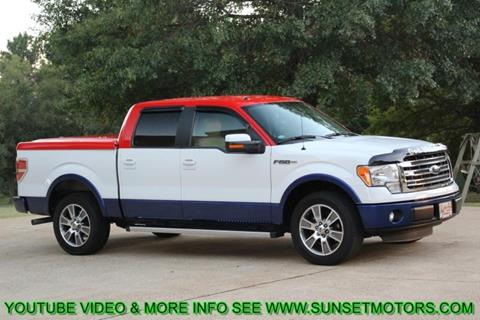 2014 Ford F-150 for sale in Milan, TN