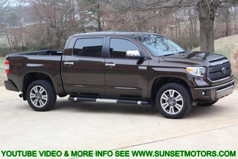 2018 Toyota Tundra for sale in Milan, TN