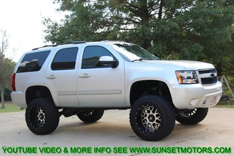 2013 Chevrolet Tahoe for sale in Milan, TN