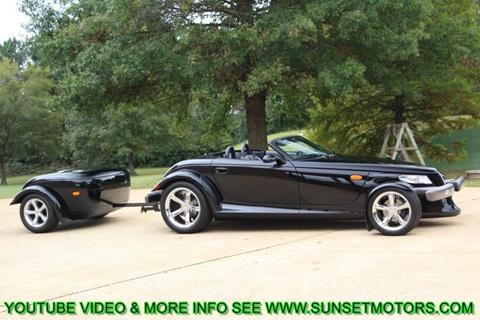 1999 Plymouth Prowler for sale in Milan TN