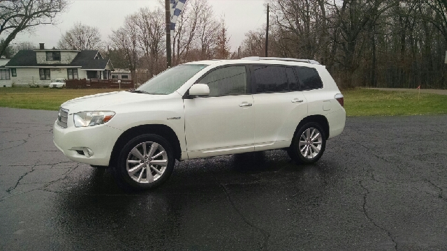 2009 toyota highlander hybrid limited awd 4dr suv in paw. Black Bedroom Furniture Sets. Home Design Ideas