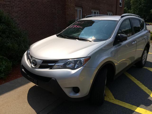 2013 Toyota RAV4 for sale in NORTH ATTLEBORO MA