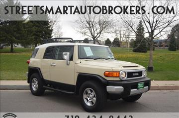 2008 Toyota FJ Cruiser for sale in Colorado Springs, CO