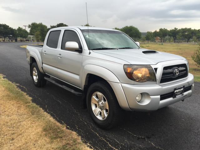 2008 toyota tacoma prerunner v6 4x2 4dr double cab 5 0 ft sb 5a in san antonio tx spotless. Black Bedroom Furniture Sets. Home Design Ideas