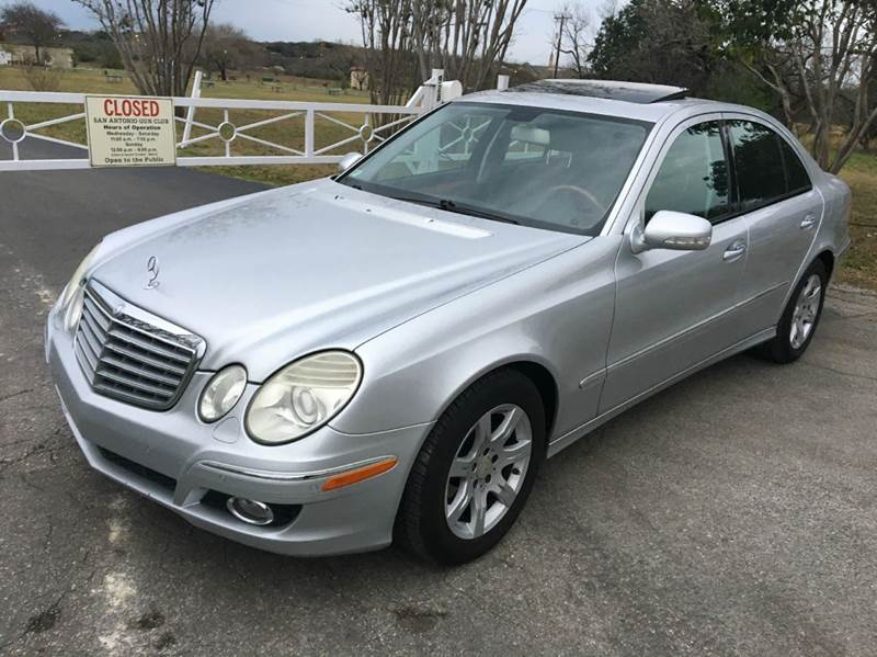 2008 mercedes benz e class e 320 bluetec 4dr sedan in san. Black Bedroom Furniture Sets. Home Design Ideas