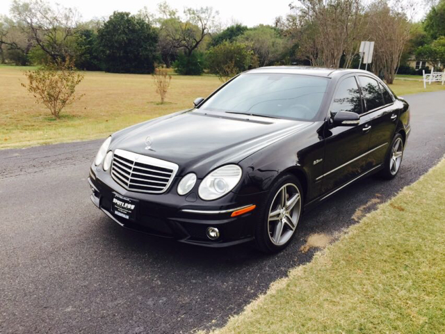 2008 mercedes benz e class e63 amg 4dr sedan in san for Mercedes benz in san antonio