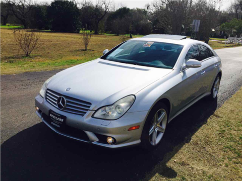 Mercedes benz cls for sale for Mercedes benz cls550 for sale by owner