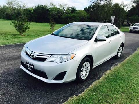 2014 Toyota Camry for sale in San Antonio, TX