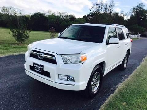 2010 Toyota 4Runner for sale in San Antonio, TX