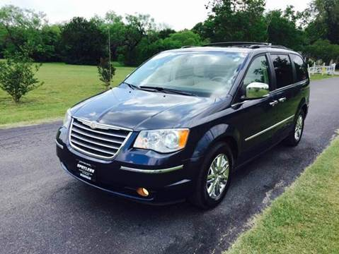 2008 Chrysler Town and Country for sale in San Antonio, TX