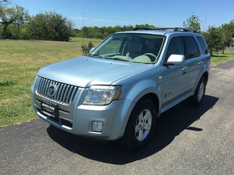 2008 Mercury Mariner Hybrid for sale in San Antonio, TX